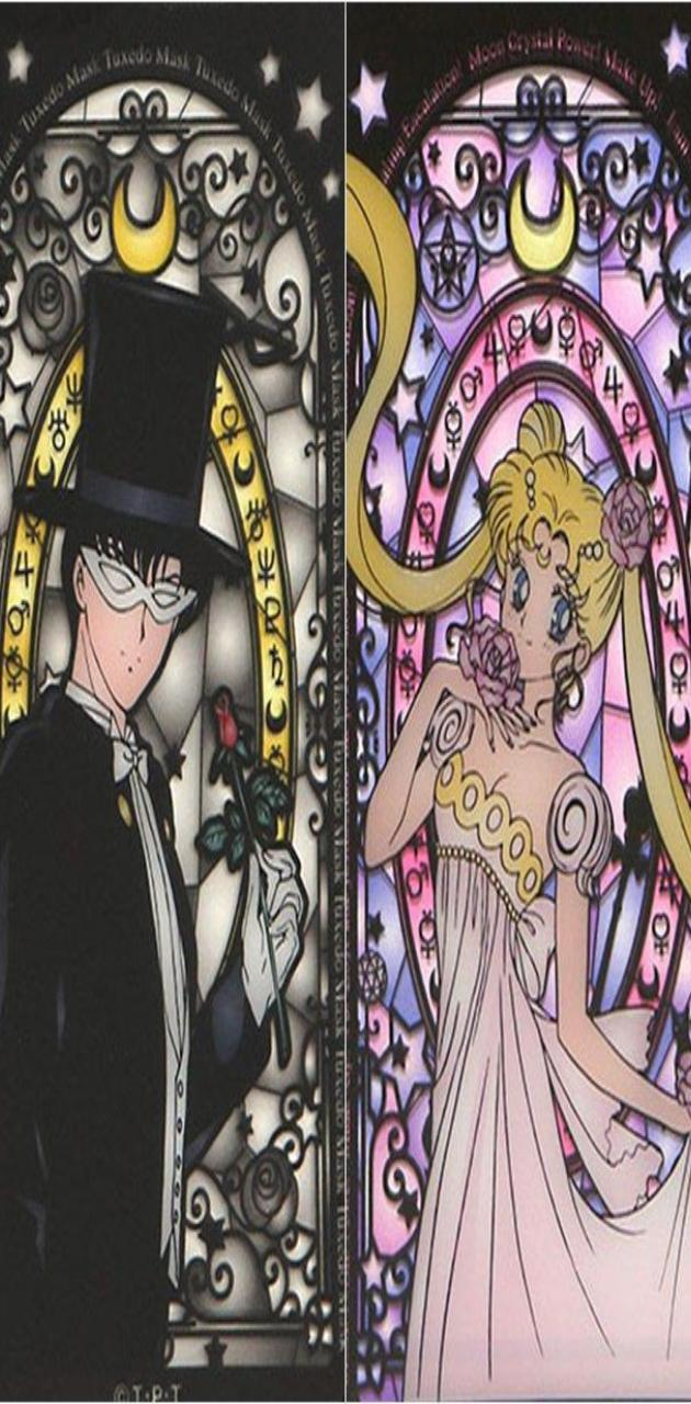 Sailor Stained Glass