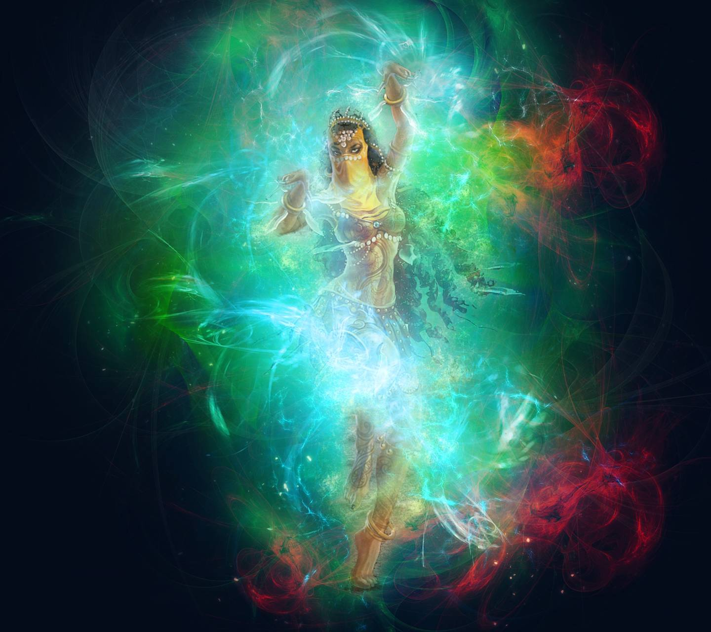 space dancer