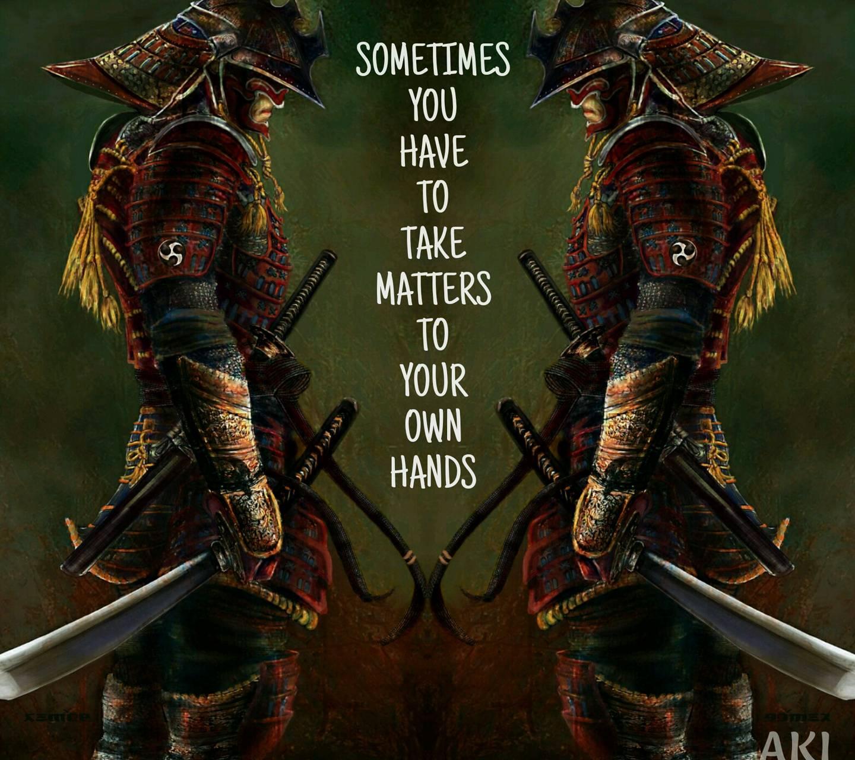 Samurai Quote