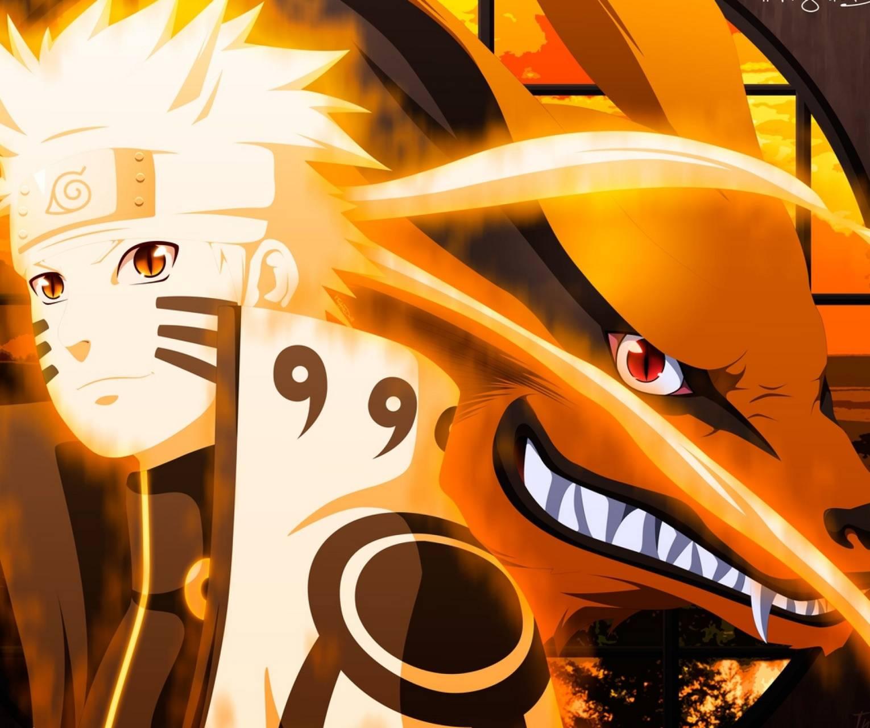 Naruto x Kurama
