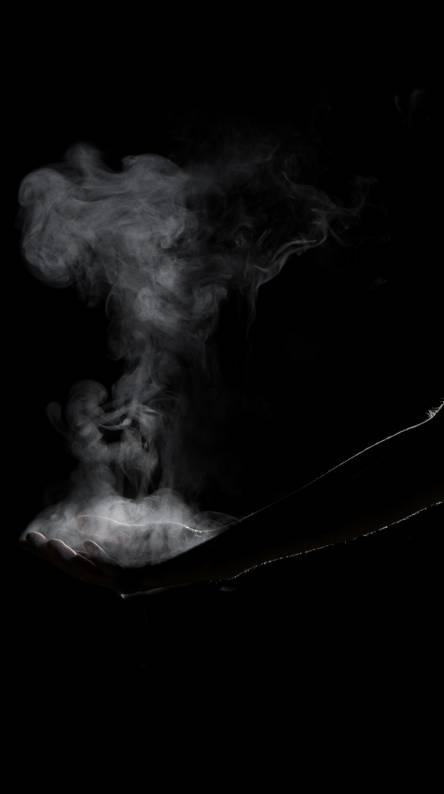 Smoke Hand
