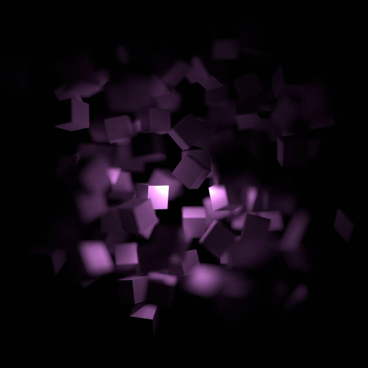 Cloud of cubes