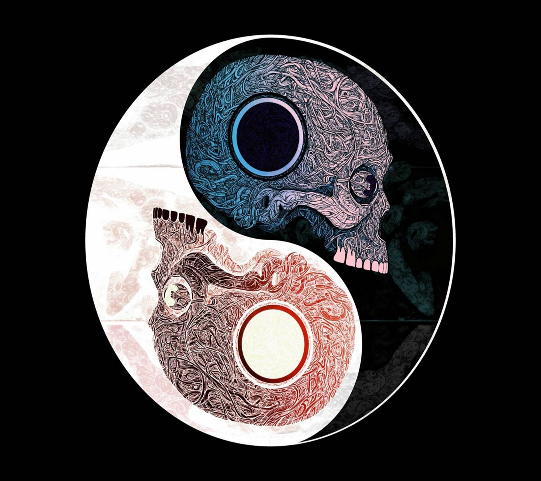 Yin Yang Wallpapers Free By Zedge