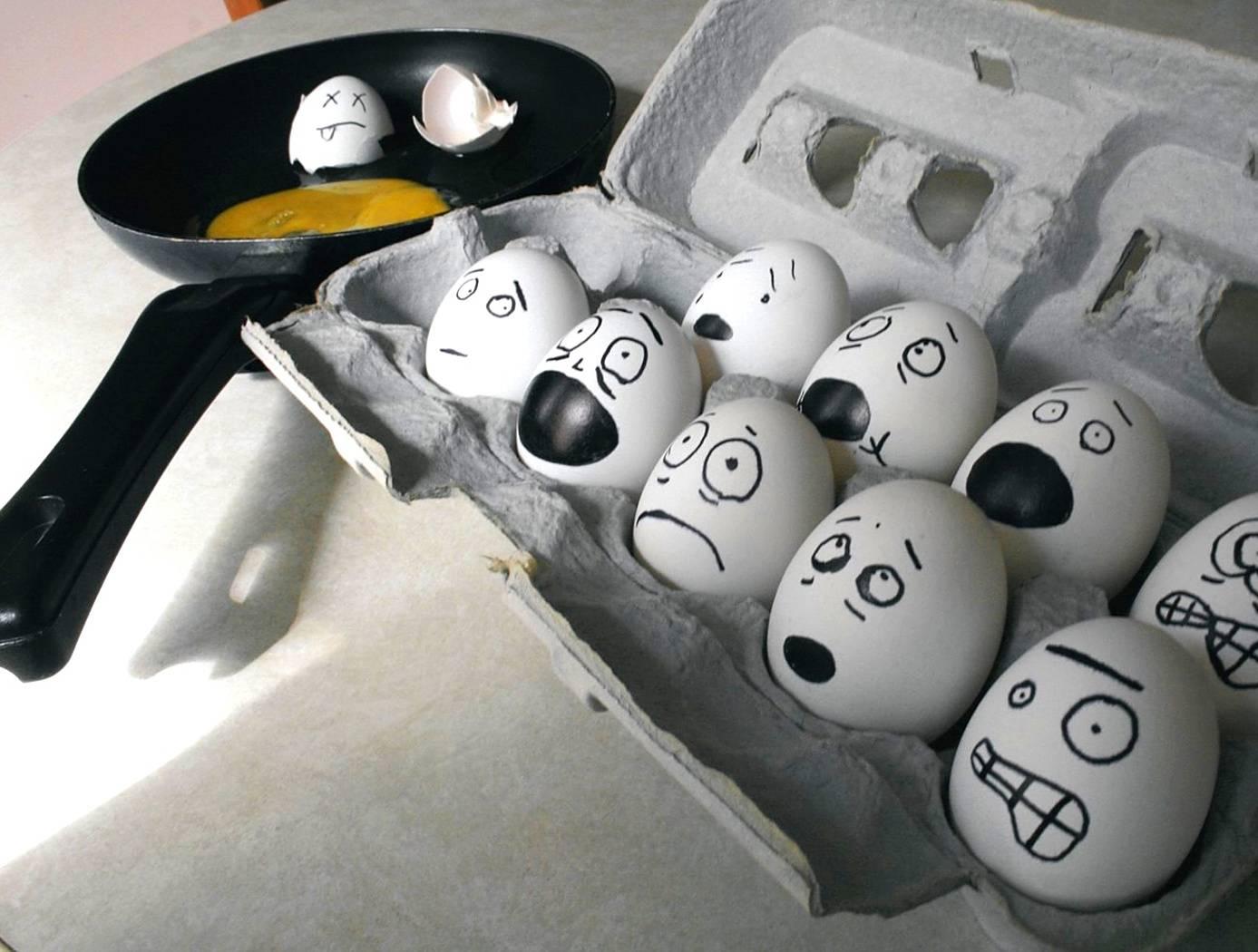 Poor Eggs