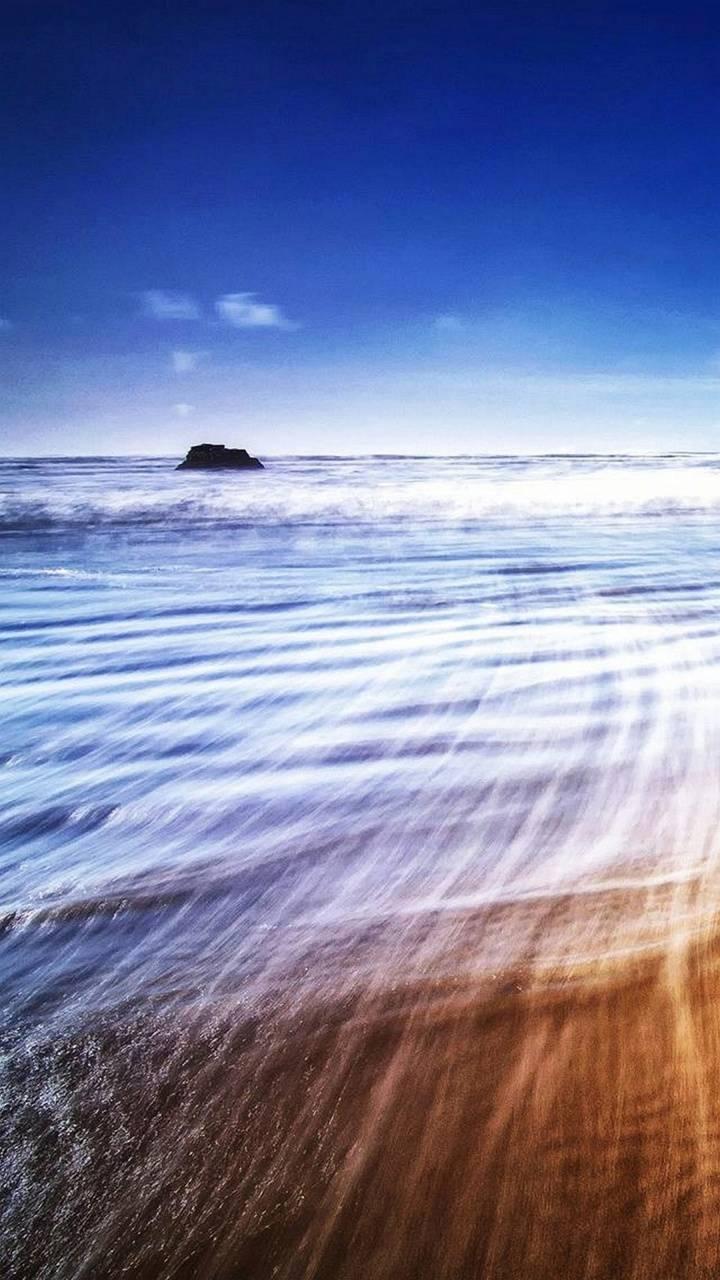 Watery Sand