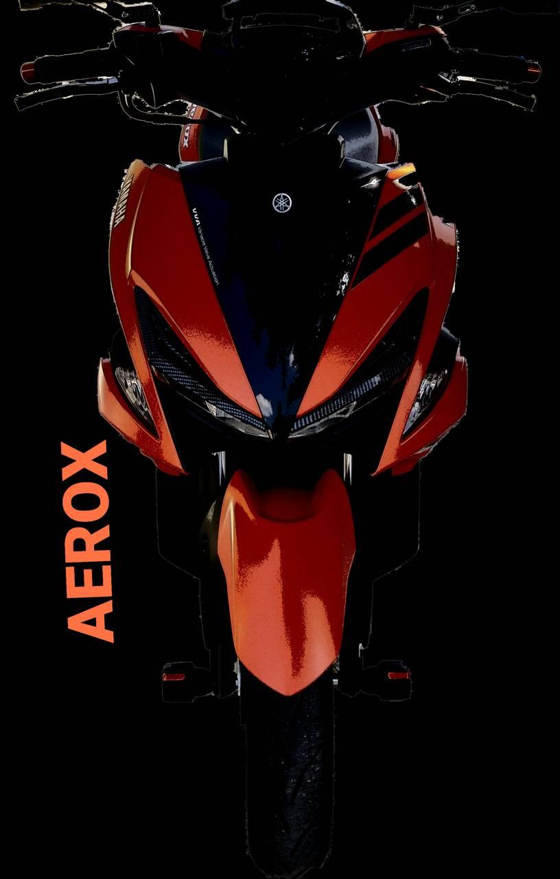 Yamaha aerox toon