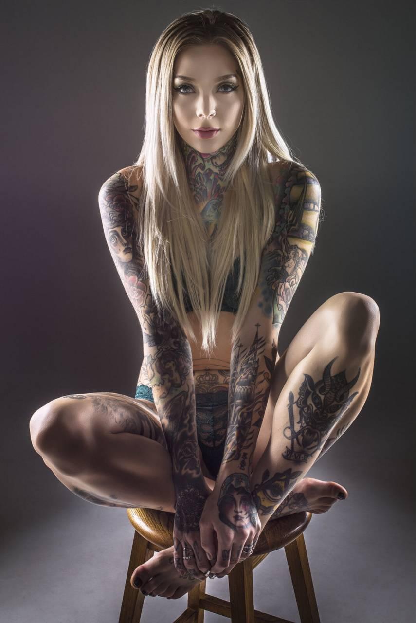 Inked Girl 3