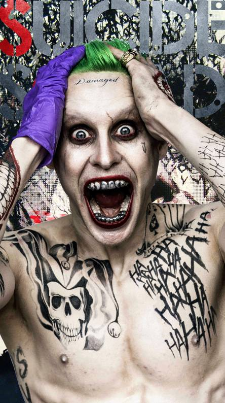 Suicide Squad Jared Leto Wallpapers