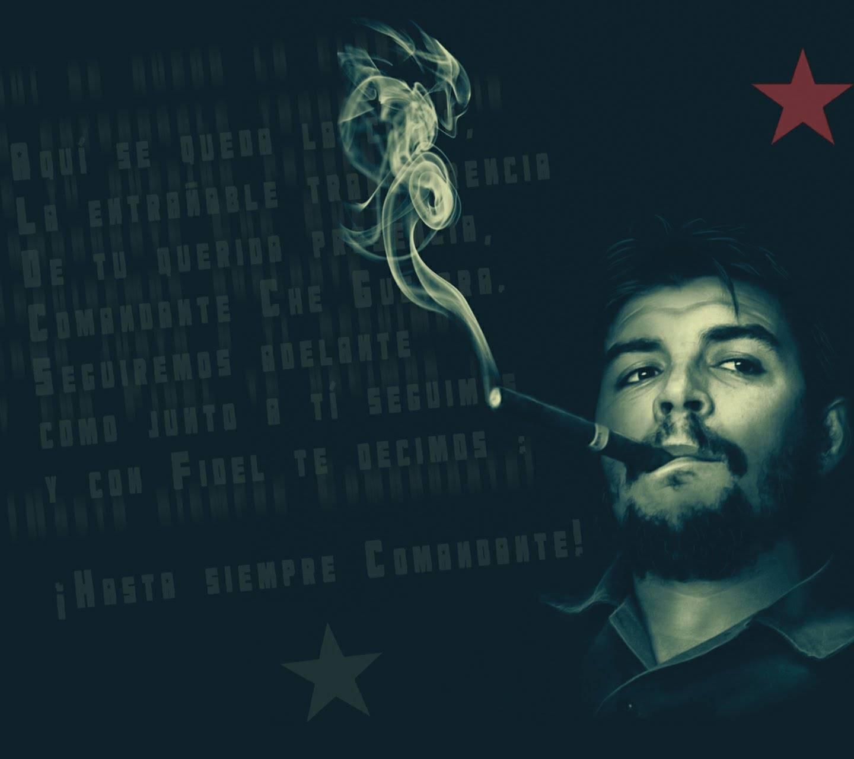 Che Guevara Wallpaper By Elroytivon 2c Free On Zedge