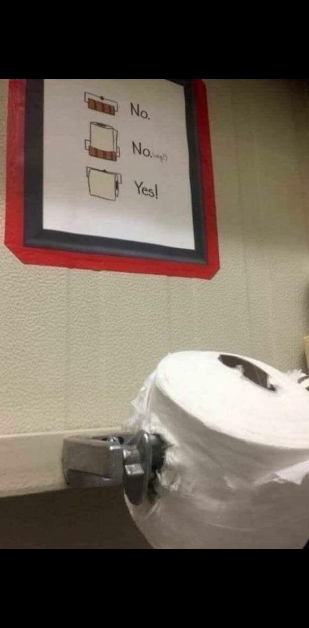 Toilet troubles