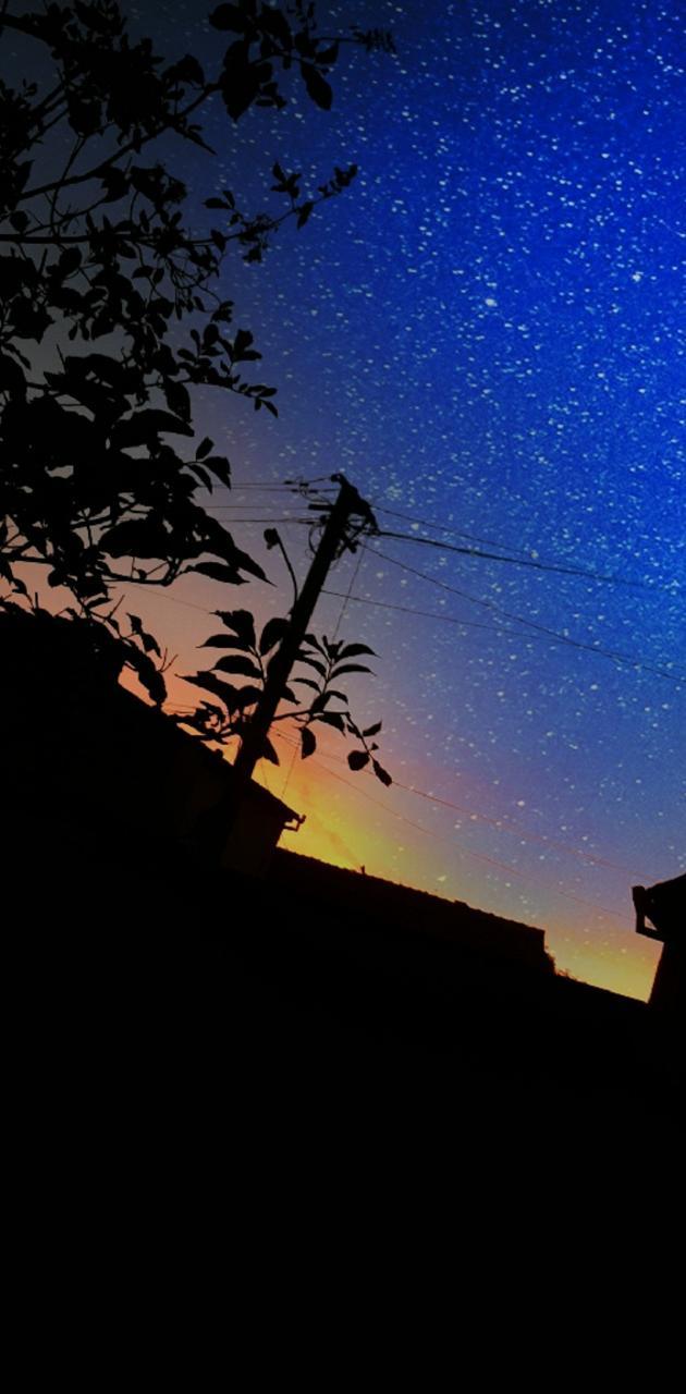 Night effect