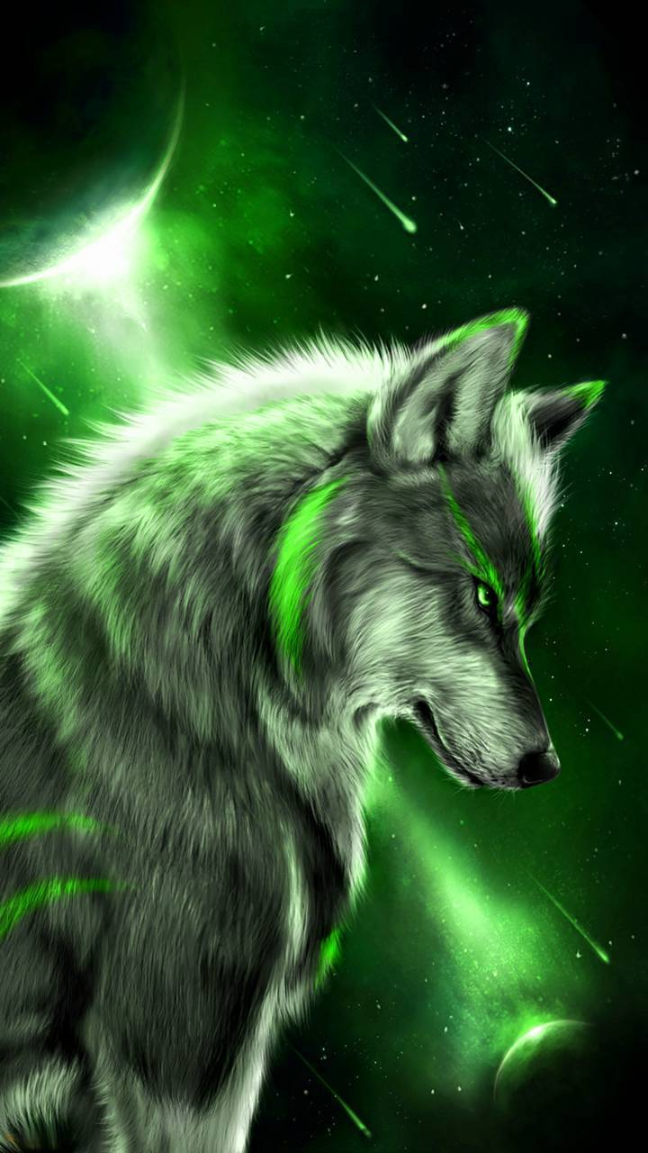 Color Wolf Wallpaper By Lonewolf12477 E2 Free On Zedge