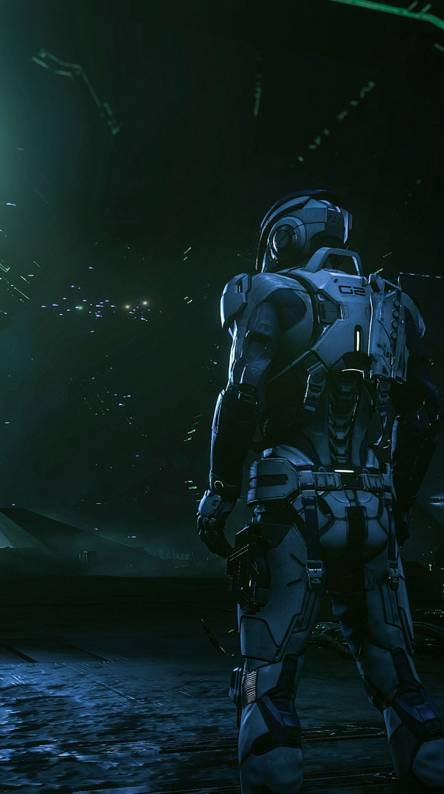 Mass Effect Andromeda Wallpapers Free By Zedge