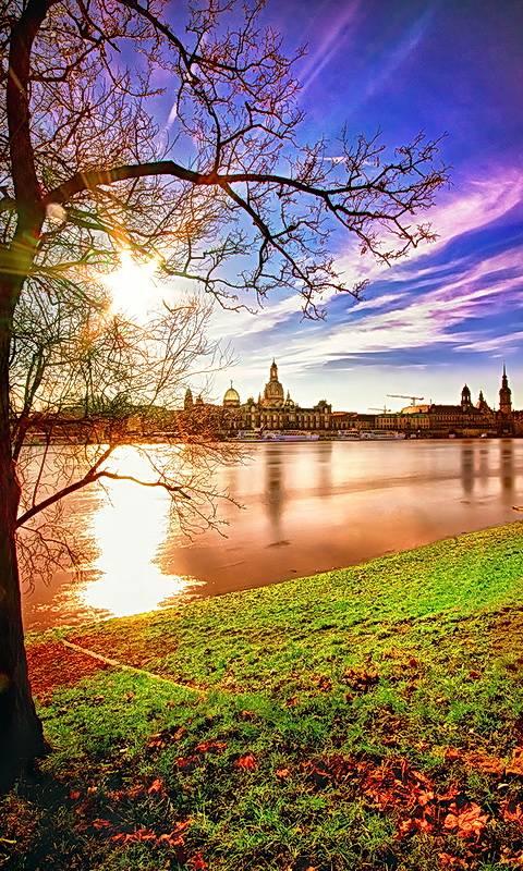 Flood Dresden Waters