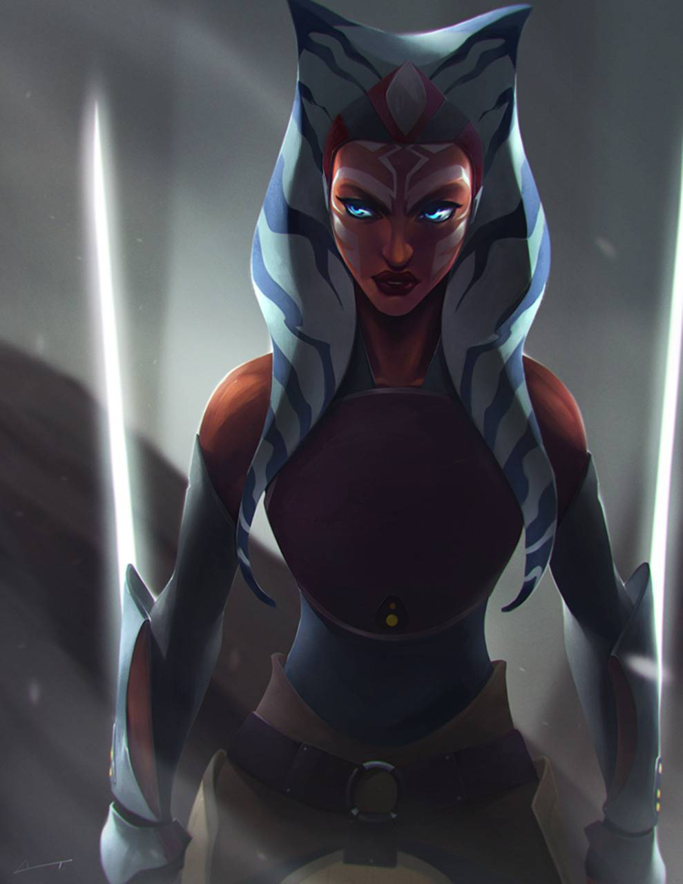 Ahsoka Tano Wallpaper By Darthbaren 5c Free On Zedge