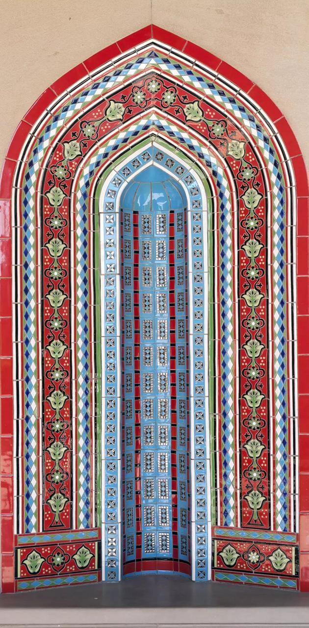 Mosque Desing
