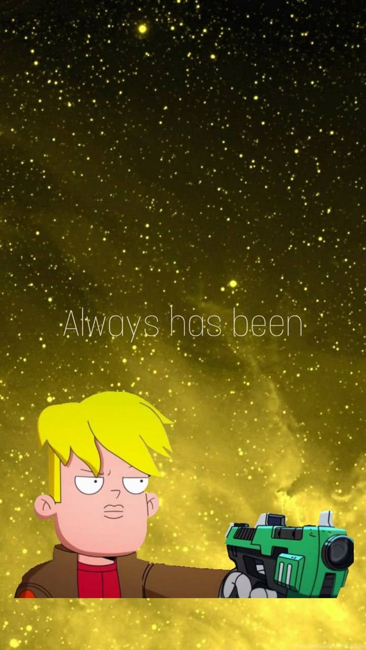 Final Space Gary