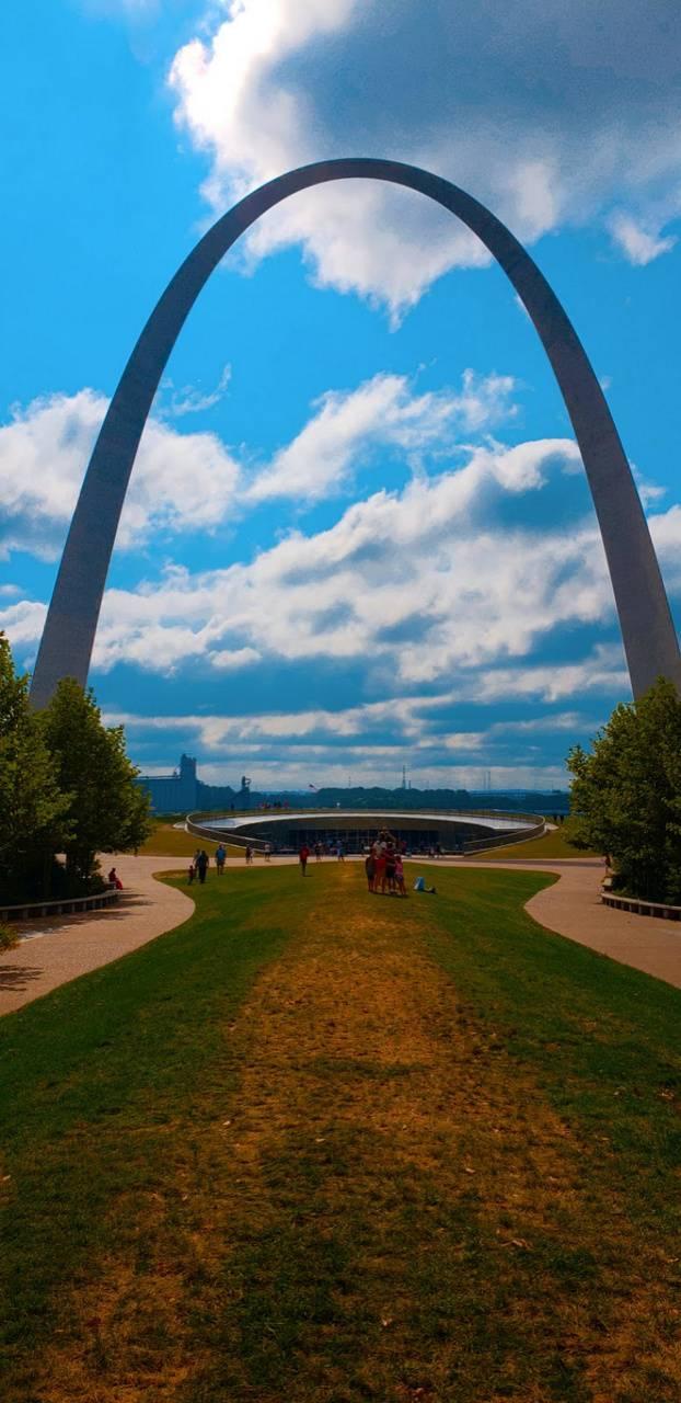 St Louis Arch 2