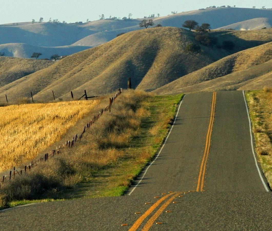 Beautiful Road View