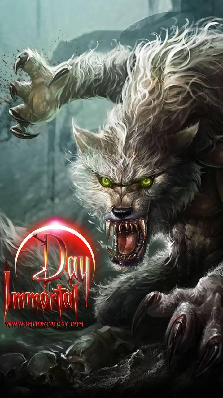 ImmortalDay Werewolf