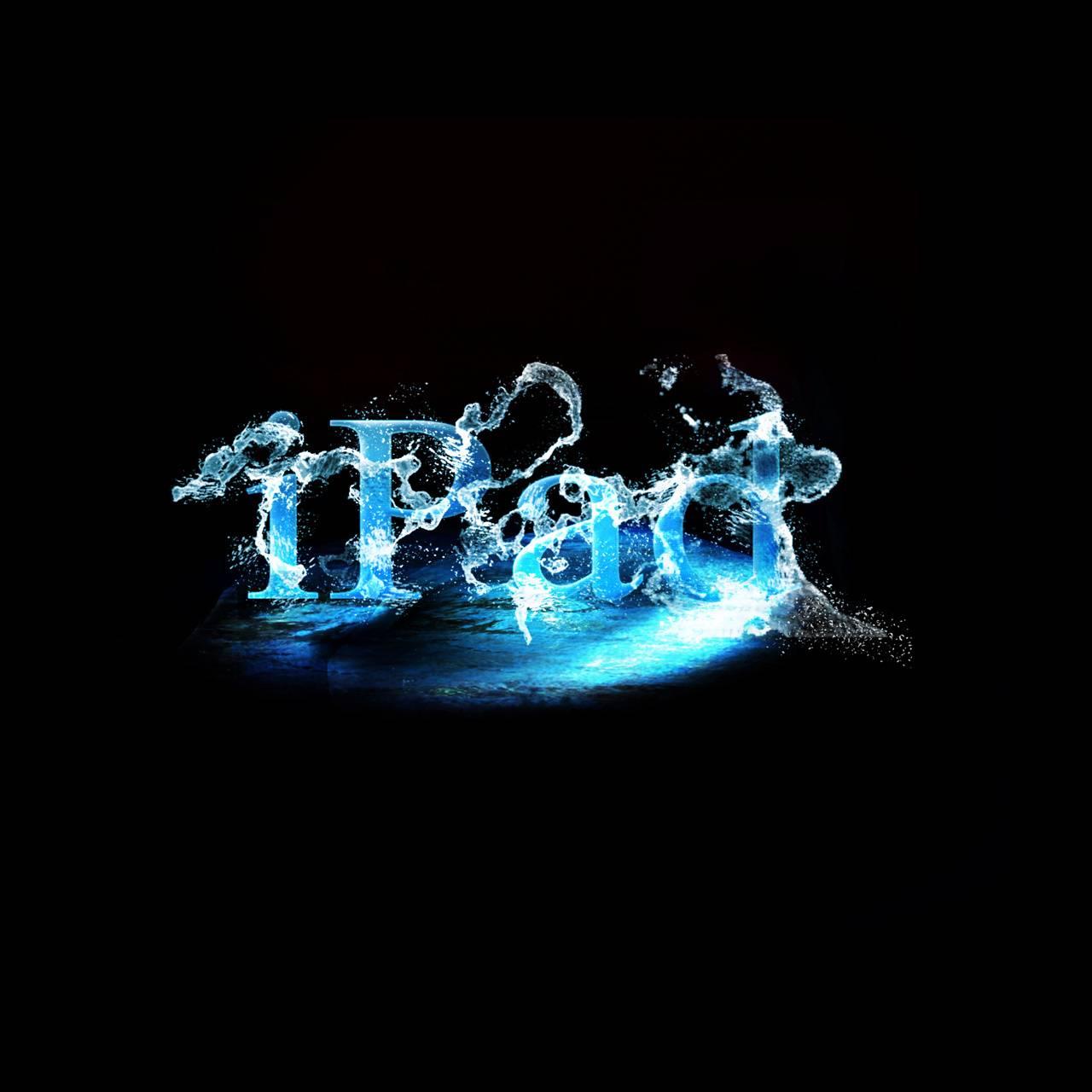 Ipad Water Splash