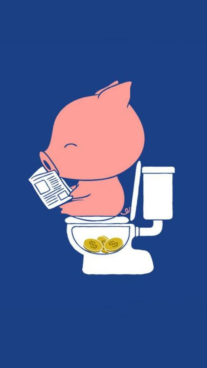 Funny Pig Wallpaper By Konig 9d Free On Zedge