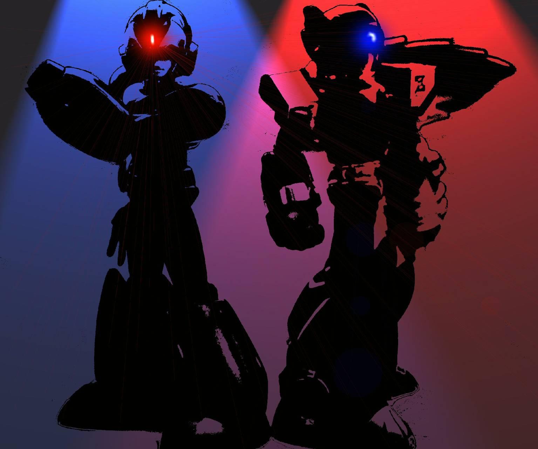 Mega Man and Zero