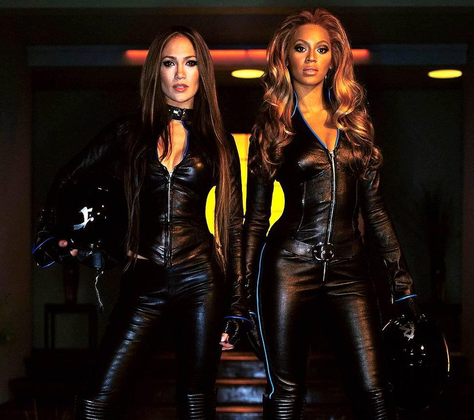 Beyonce And Jennifer