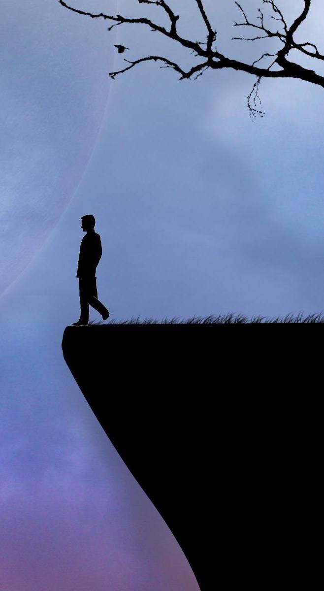 Alone In World