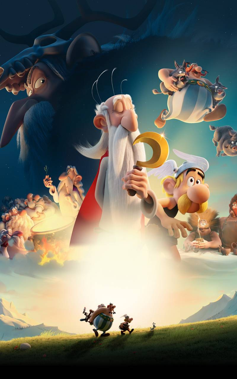 Asterix 4k