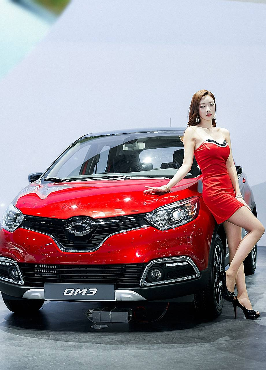 model girl CARs