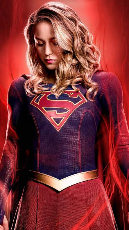 Supergirl Wallpaper Wallgiftwatchesco