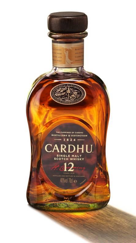 Cardhu Scotch