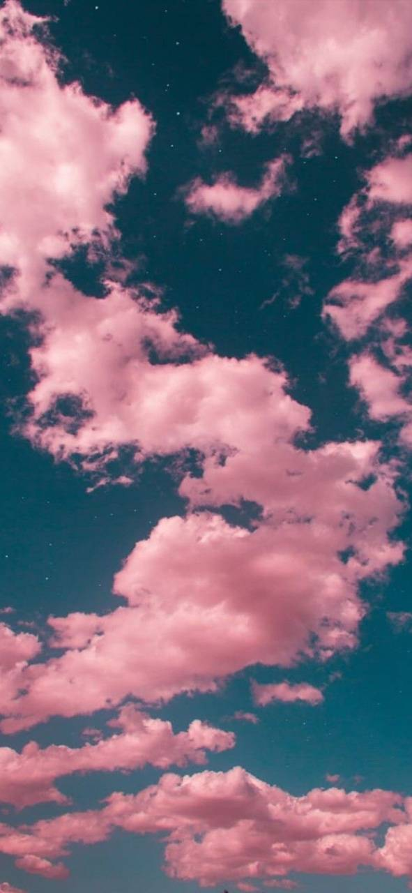 Pink Clouds Wallpaper By Cutewallies E8 Free On Zedge