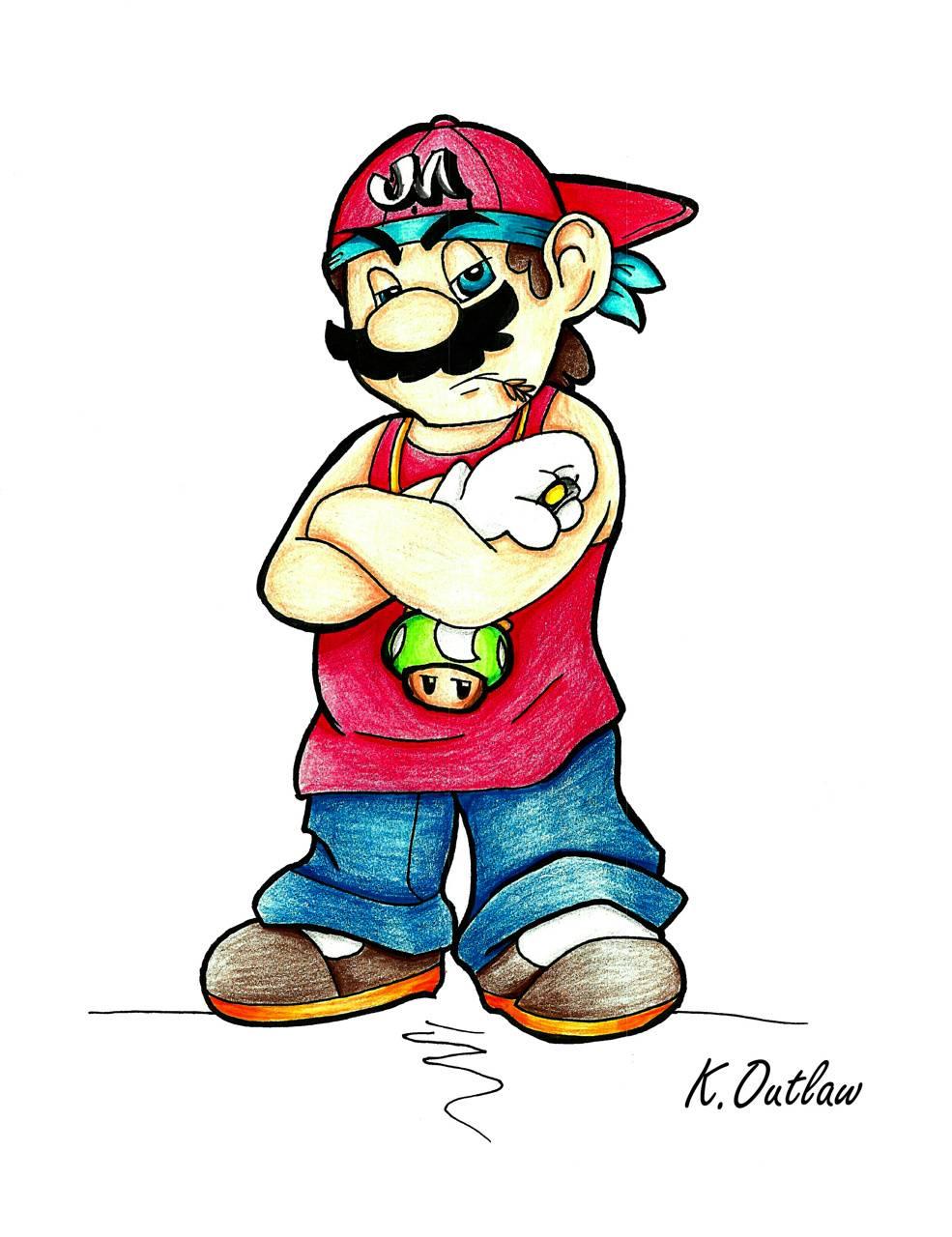 OG Mario