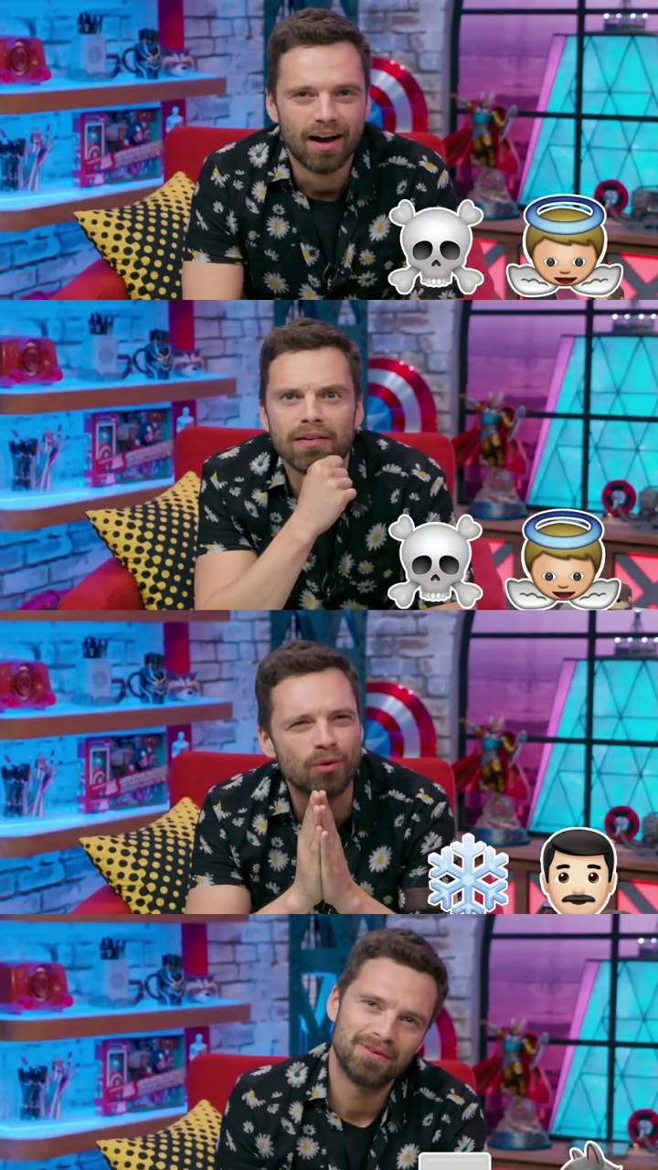 Sebastian Stan Wallpaper by Weirdgirl1709 - 60 - Free on ZEDGE™
