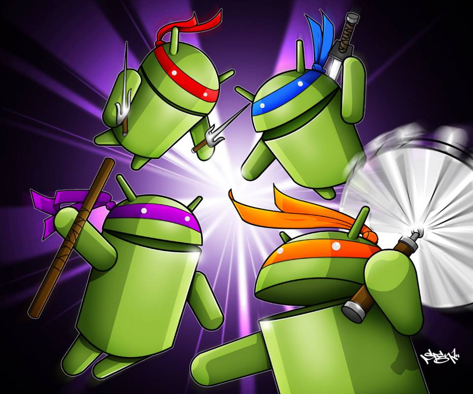 Tmnt Android