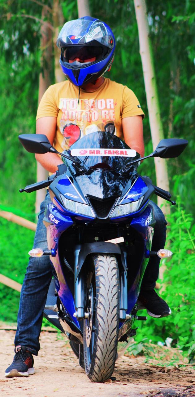 R15 v3 abs rider