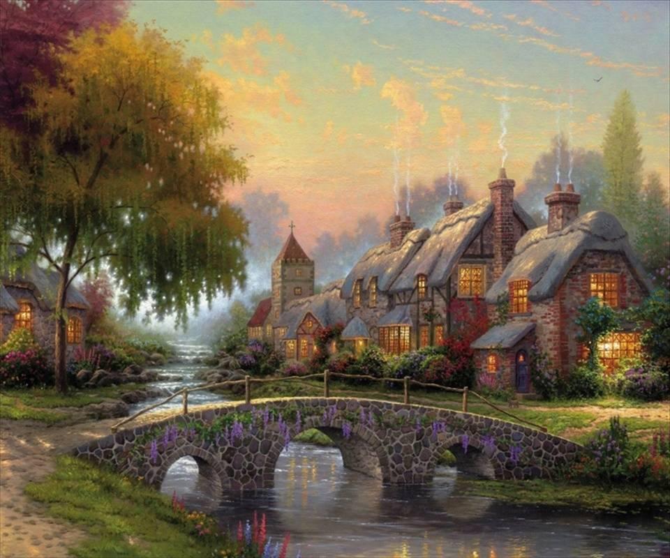 Village Bridge