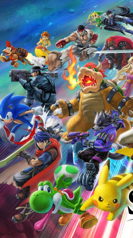 Ssbu Ringtones and Wallpapers - Free by