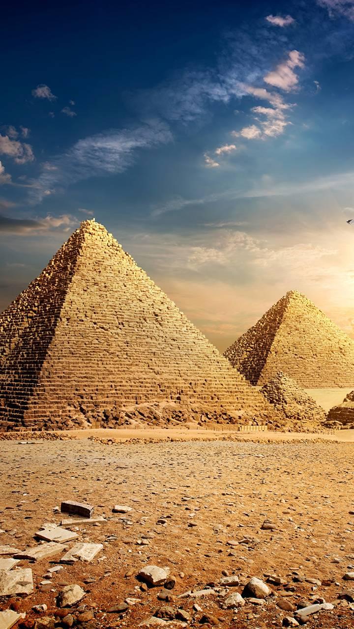 Egypt Desert Sky