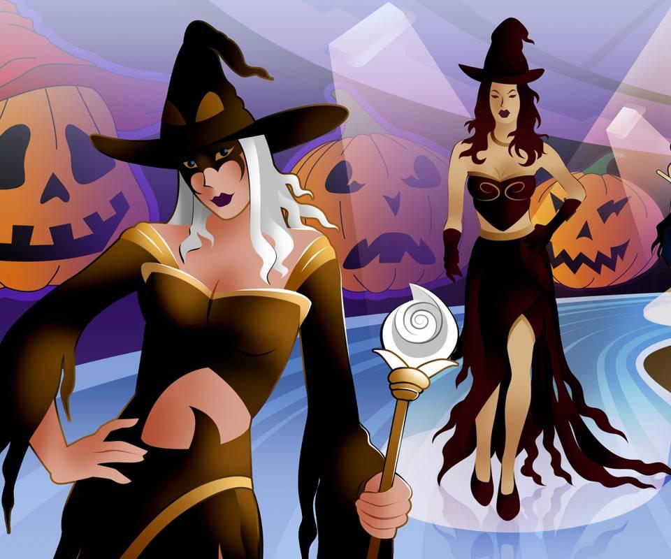 Прикольные картинки с тремя ведьмами, прикольные картинки