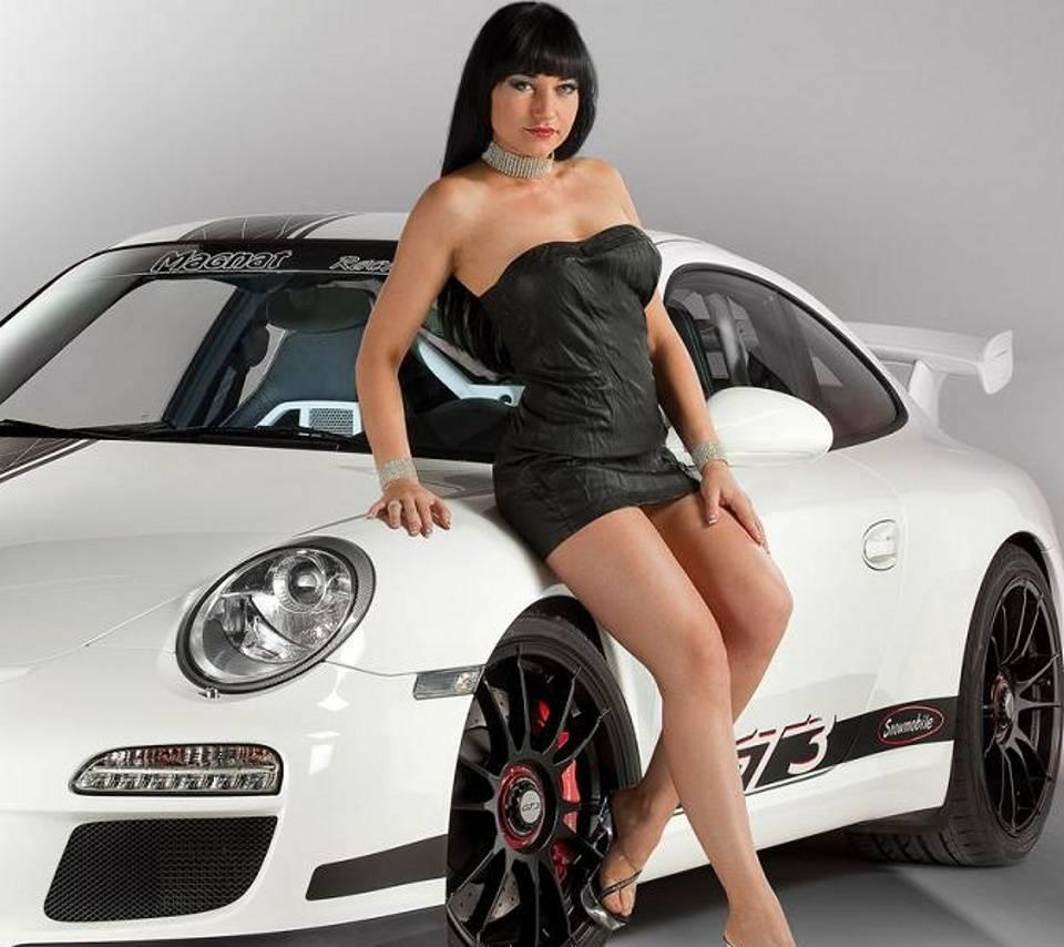 Porsche Magnet
