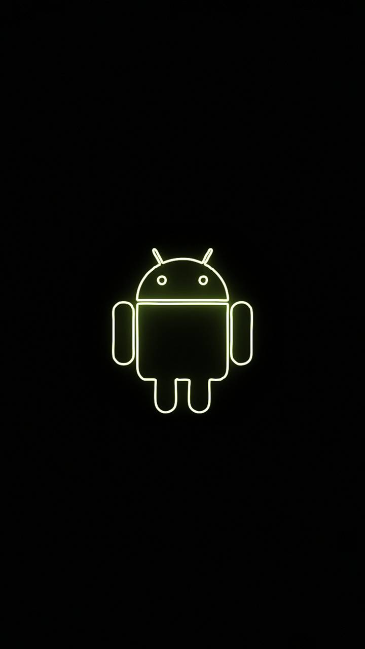 Android Style Yellow