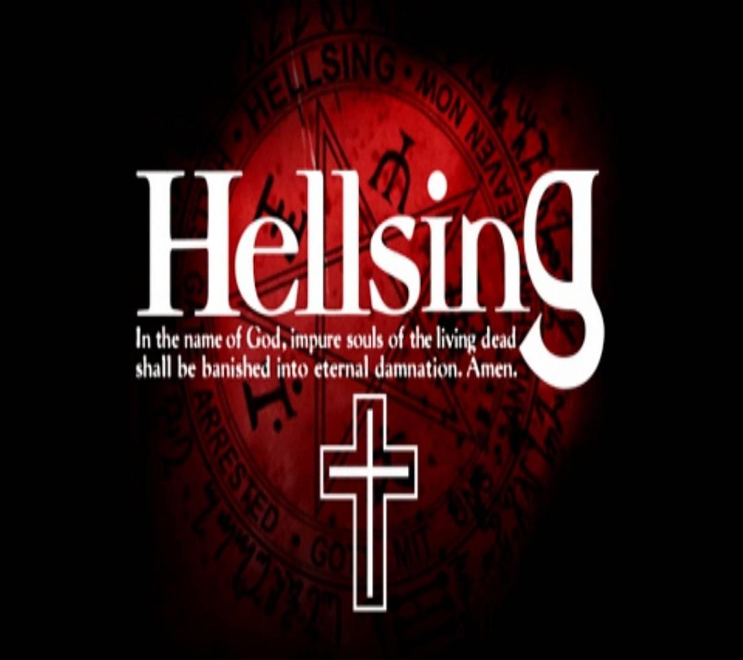 Hellsing By Arkano