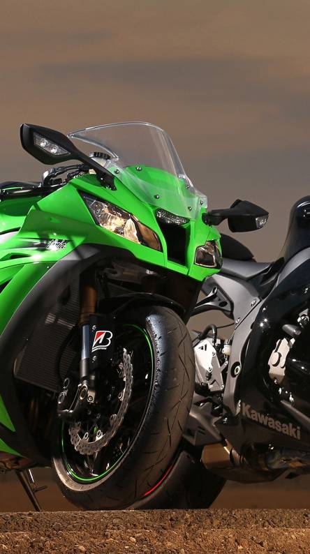 Kawasaki Ninja Zx10r Wallpapers