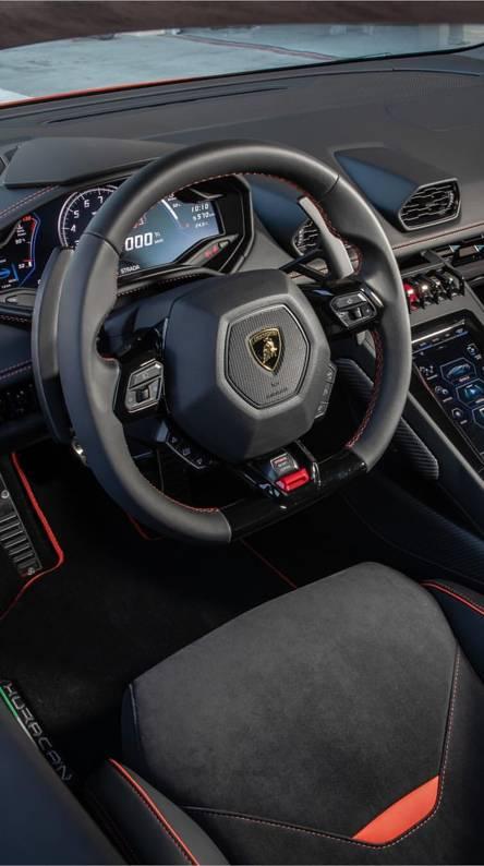 Lamborghini Huracan Ringtones And Wallpapers Free By Zedge