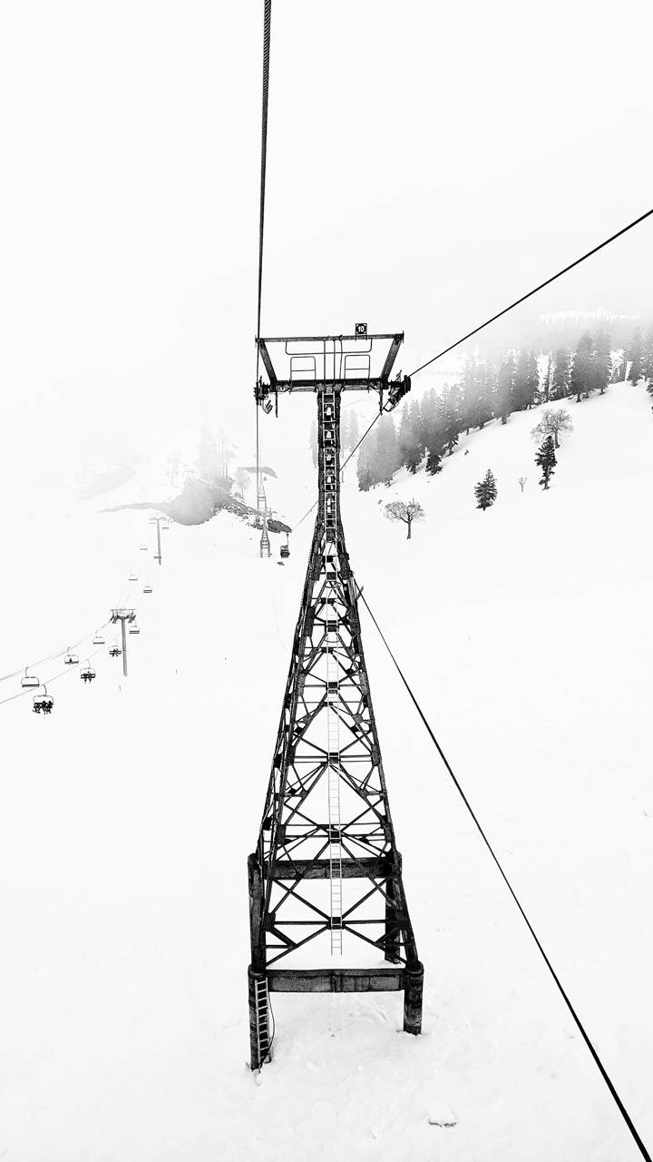 Cable Car at Gulmarg