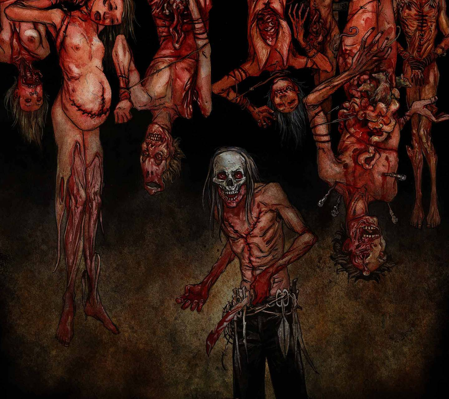 Cannibal Corpse Wallpaper By Kolano68 D0 Free On Zedge