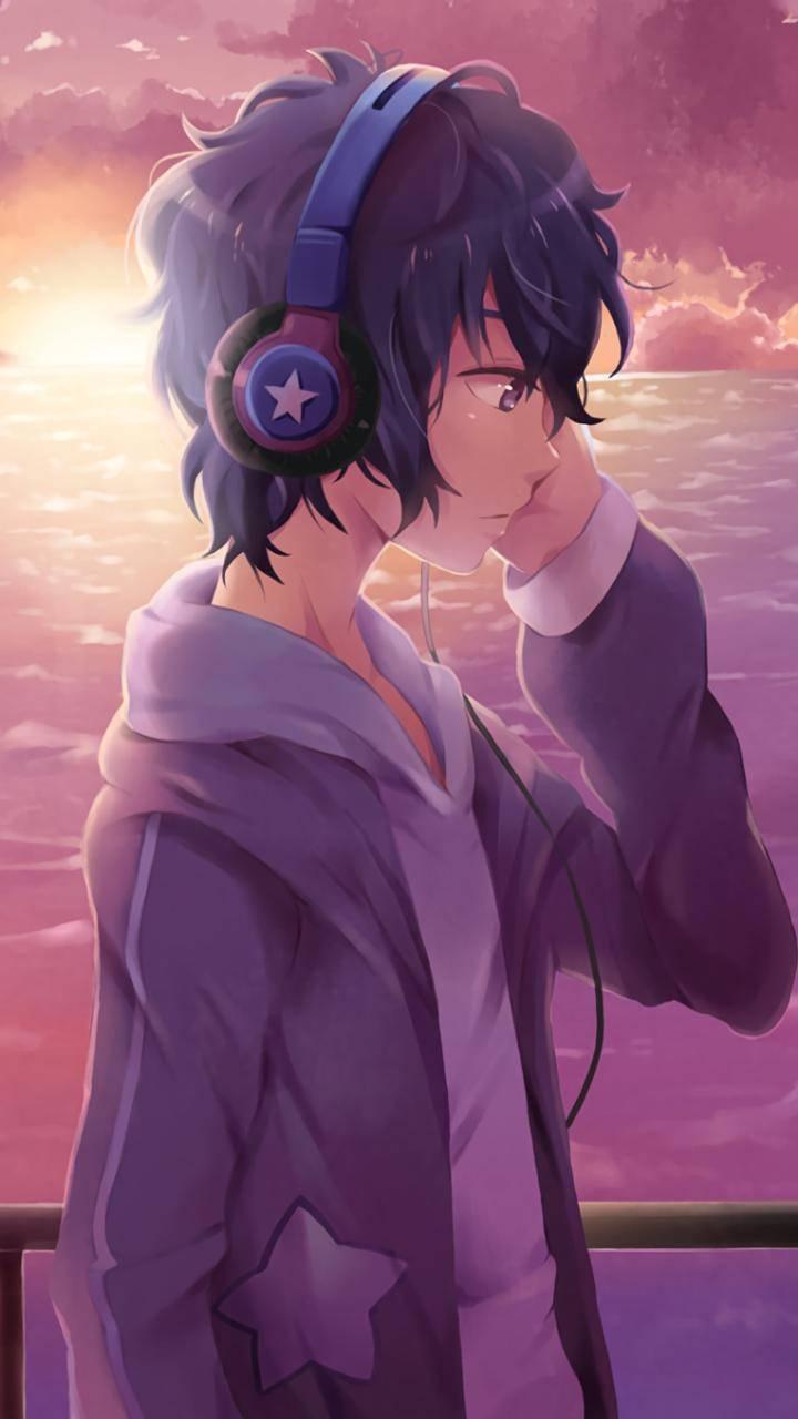 Anime Boy wallpaper by Prettyred71 - 53 - Free on ZEDGE™